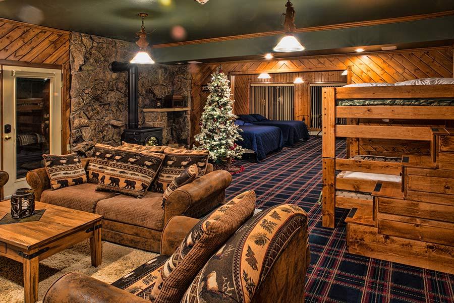 Fall River Lodge Vacation Rental In Estes Park Colorado